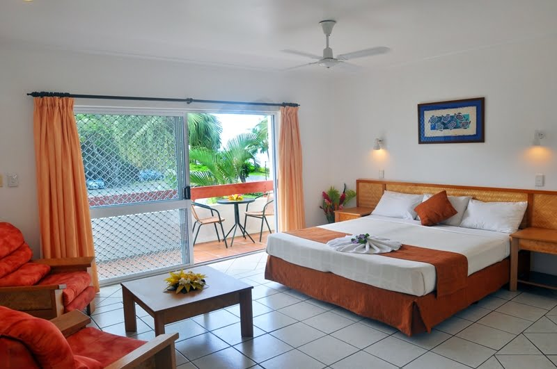 Deluxe Room at Bedarra Beach Inn