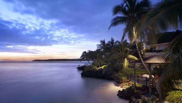Shangri-La's Fijian Resort and Spa