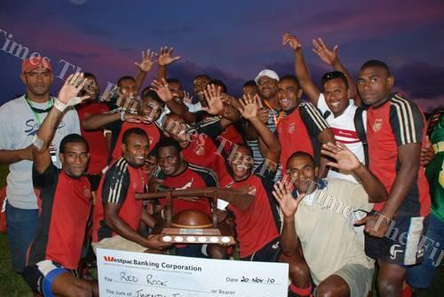 Fiji Coral Coast Sevens Tournament 2012