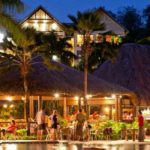 Baravi Restaurant at Outrigger on the Lagoon Fiji