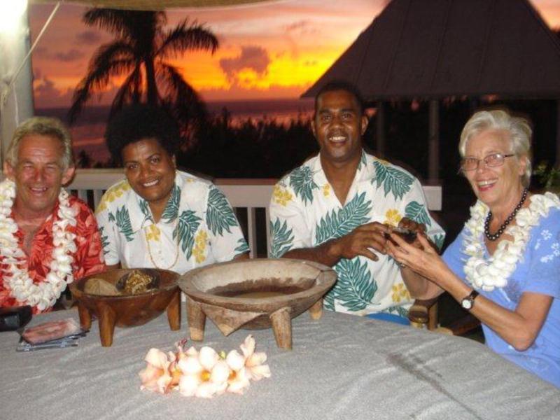 Delana Kava Ceremony