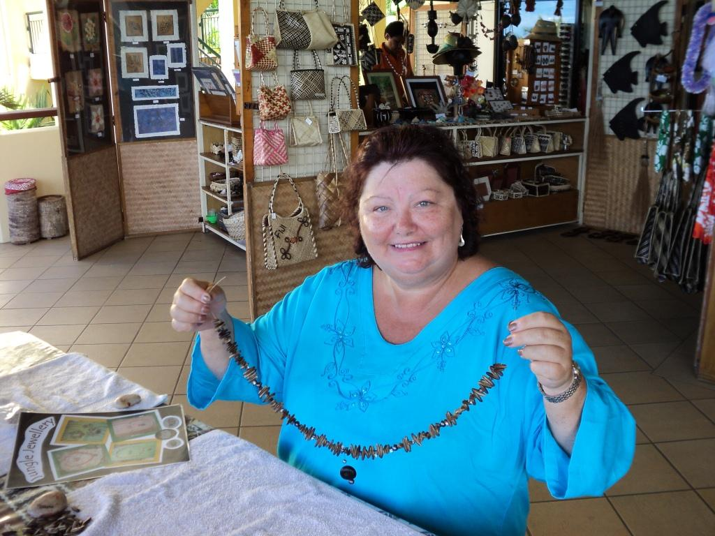 Jungle Jewellery with Namana Fiji Arts