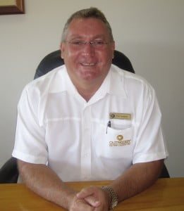 Peter Hopgood, Chairman of Coral Coast Hotel & Tourism Association