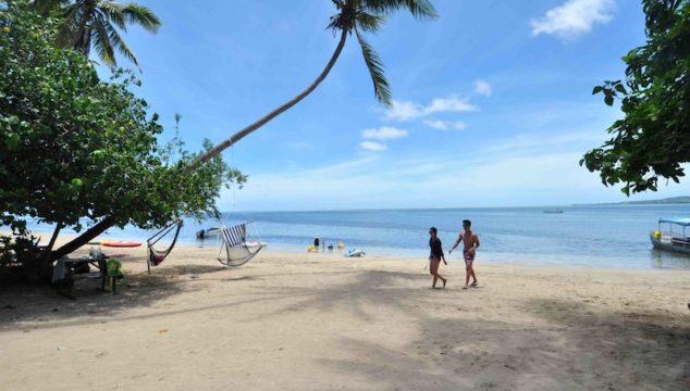 Island Beachfront