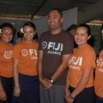 Fiji Airways staff