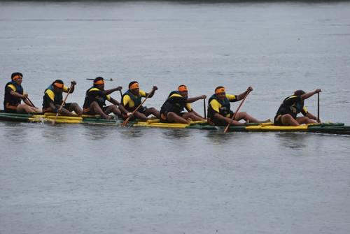 Sigatoka Bilibili Races 2012