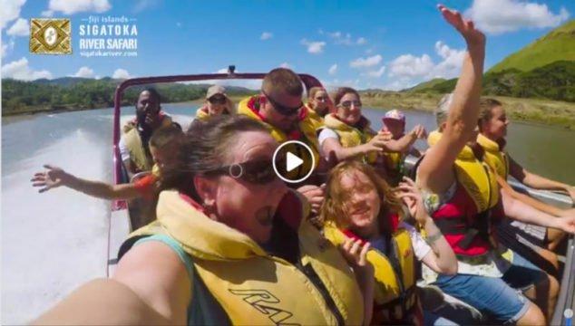 Discover the origins of the Sigatoka River Safari on the Coral Coast
