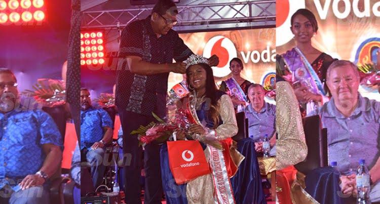 Miss Vodafone Coral Coast 2019