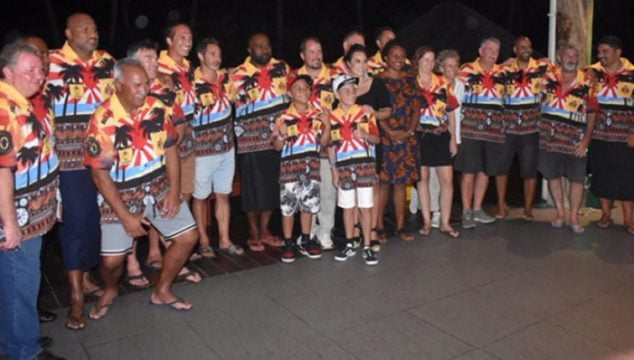 Sevens legends, sponsors and stakeholders celebrated the 10th McDonald's Fiji Coral Coast Sevens at the Outrigger Fiji Beach Resort on Wednesday night.