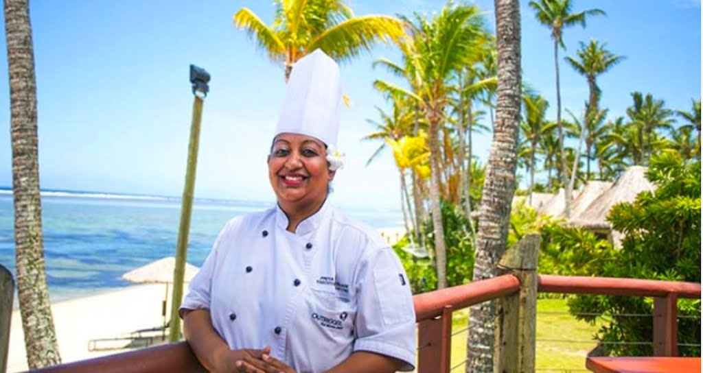 Darshani Breaks Glass-Ceiling, Becomes First Female Executive Chef At Outrigger - Outrigger Fiji Beach Resort Executive Chef Priya Darshani