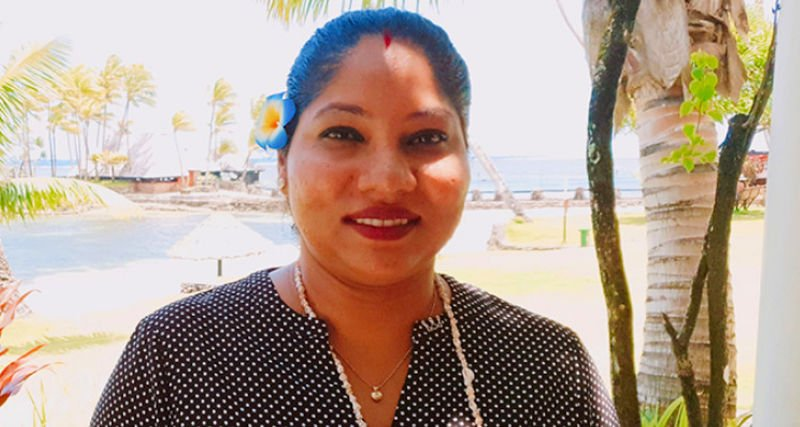Jyotika Shankar, or Jyoti as she is known in the tourism industry, believes her 'homecoming' appointment as Warwick Fiji's new sales and marketing manager is special.