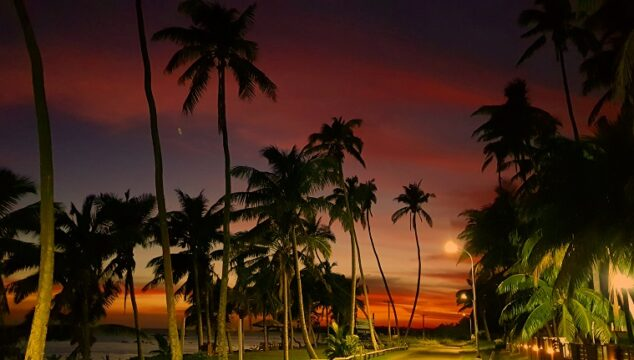 The picturesque Sunset Strip in Korotongo, Sigatoka. Picture: SUPPLIED/KHATTAB FAMILY