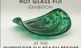 Hot Glass Fiji Hand Blown Glass Exhibition open to the public 26-27th September 2020, 8am - 8pm at the Outrigger Fiji Beach Resort.