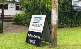 If you're looking for good coffee, Cafe Planet Fiji along the Korotogo strip comes highly recommended on November 28, 2020. Photo: Rosi Doviverata