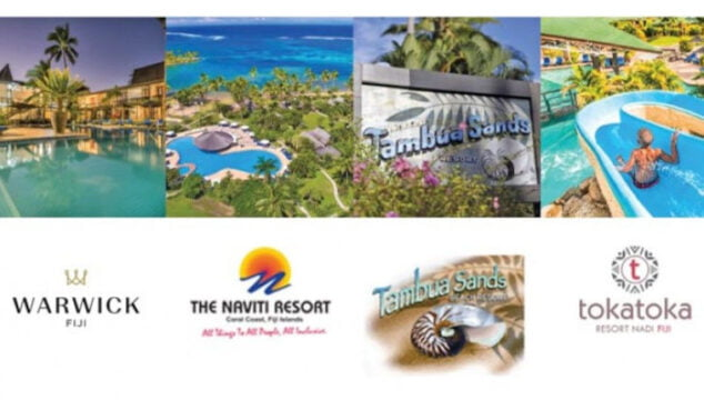 Warwick Hotels and Resorts yesterday announced that they are all fully vaccinated businesses